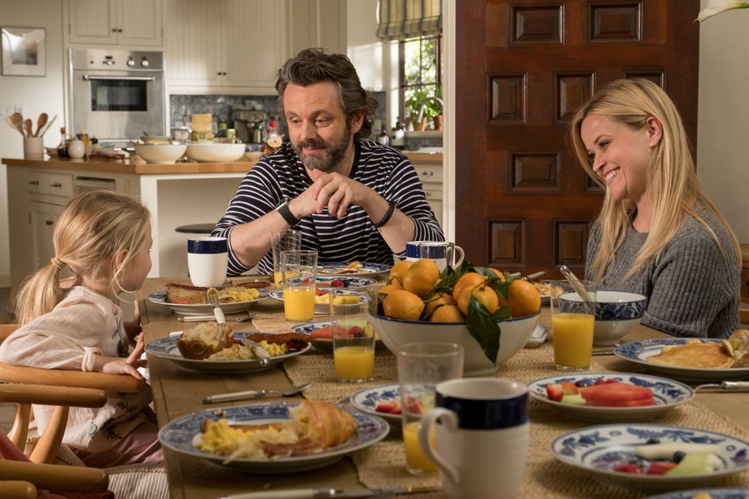 Liebe zu Besuch : Bild Eden Grace Redfield, Michael Sheen, Reese Witherspoon