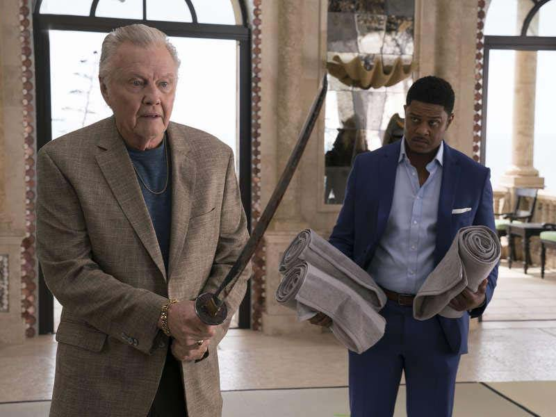Bild Jon Voight, Pooch Hall