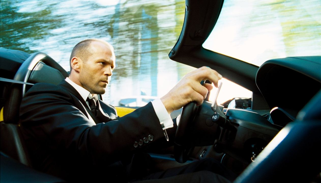 Transporter - The Mission: Jason Statham