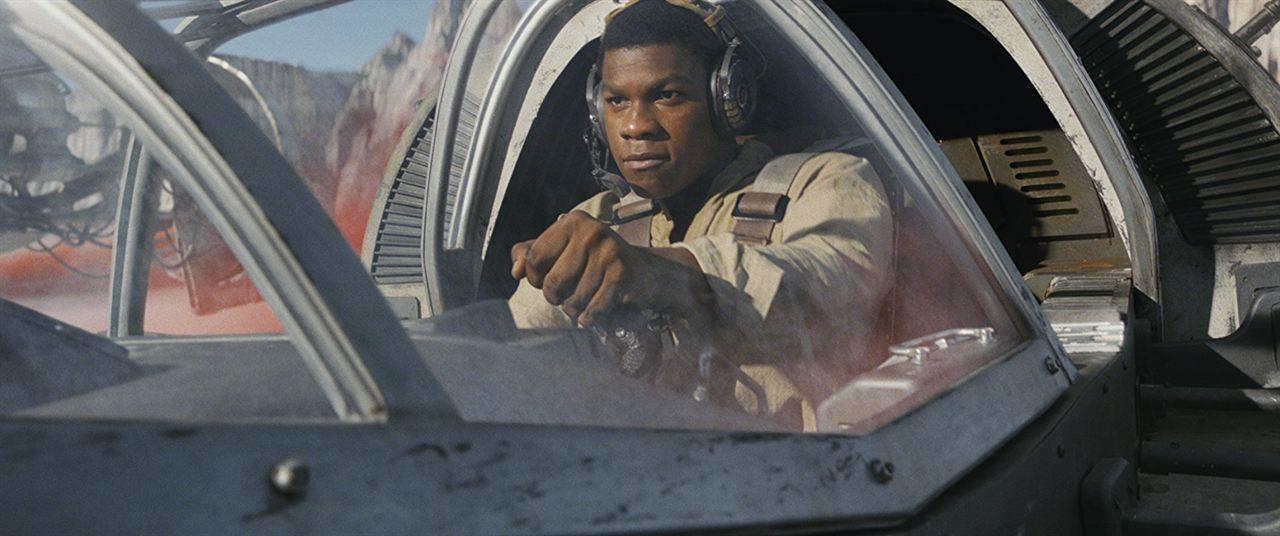 Star Wars 8: Die letzten Jedi : Bild John Boyega