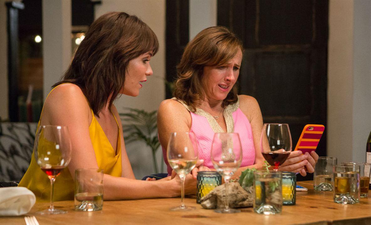 Fun Mom Dinner : Bild Katie Aselton, Molly Shannon