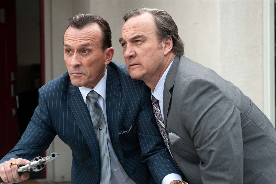 Bild James Belushi, Robert Knepper