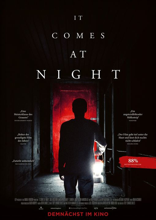 It Comes At Night : Kinoposter