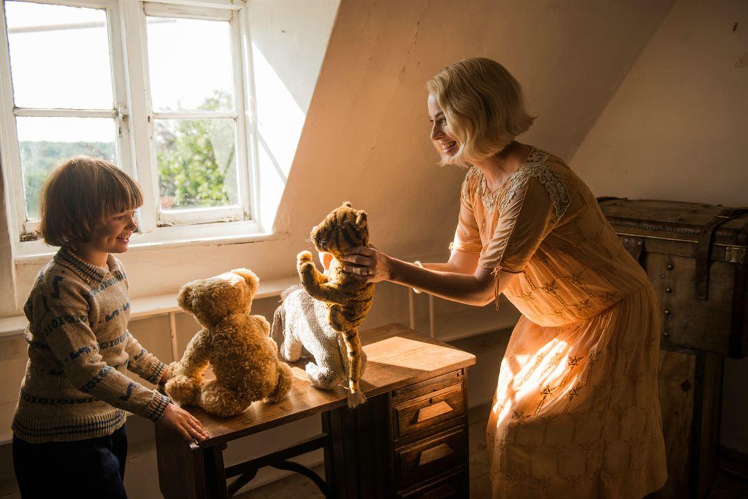 Goodbye Christopher Robin : Bild Margot Robbie, Will Tilston