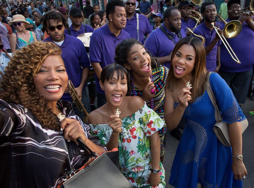 Girls Trip : Bild Jada Pinkett Smith, Queen Latifah, Regina Hall, Tiffany Haddish