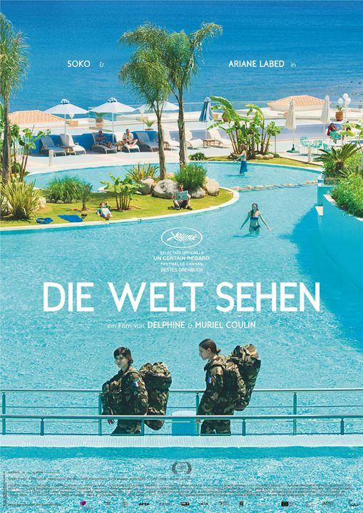 Die Welt sehen : Kinoposter