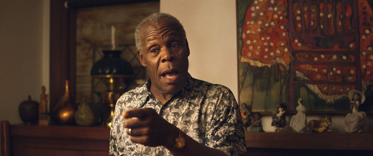 Pushing Dead: Danny Glover