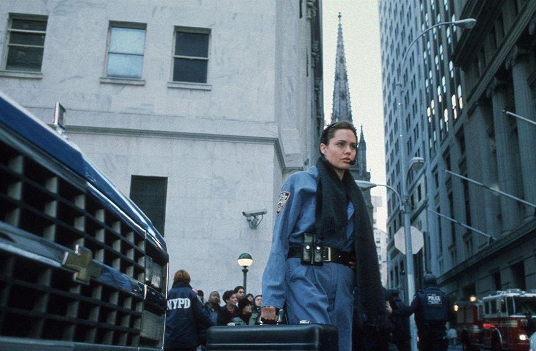 Der Knochenjäger : Bild Angelina Jolie