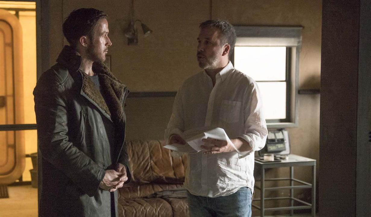 Blade Runner 2049 : Bild Denis Villeneuve, Ryan Gosling