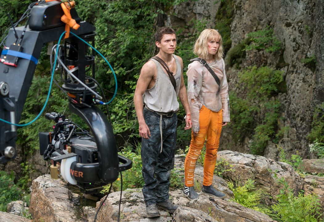 Chaos Walking : The Knife of Never Letting Go : Bild Daisy Ridley, Tom Holland
