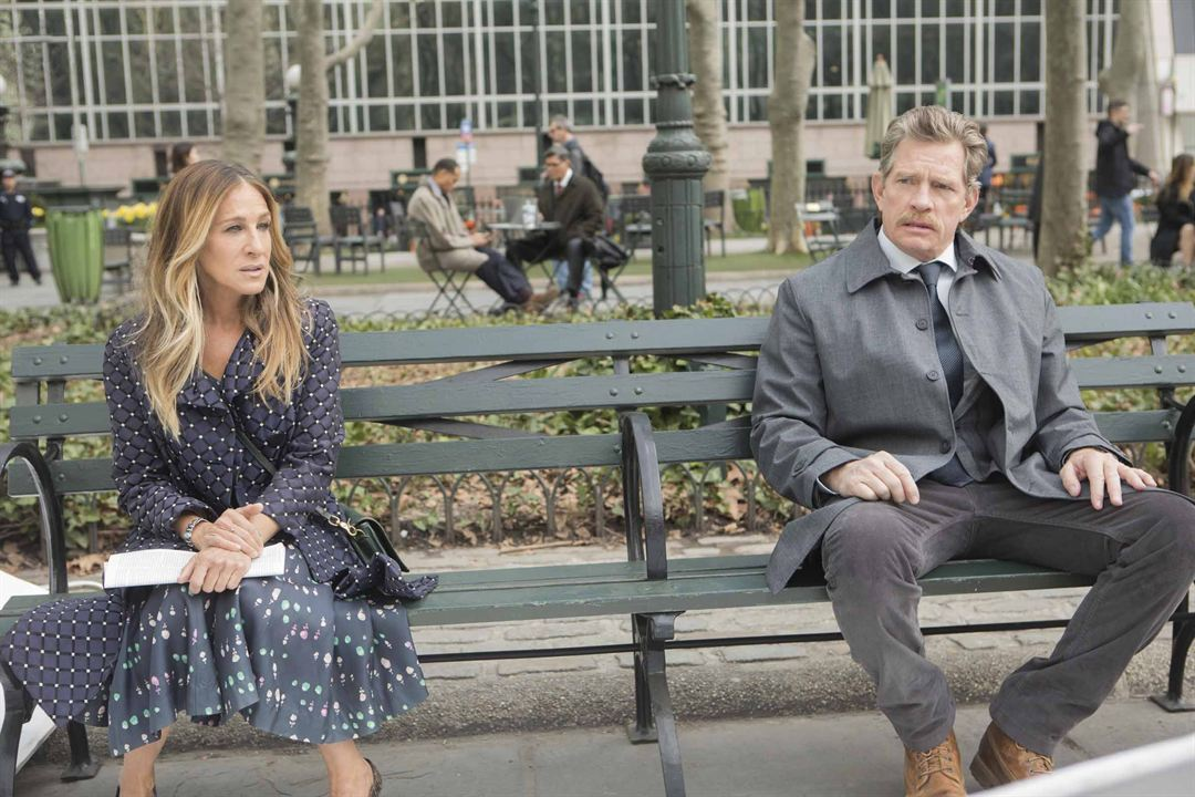 Bild Sarah Jessica Parker, Thomas Haden Church