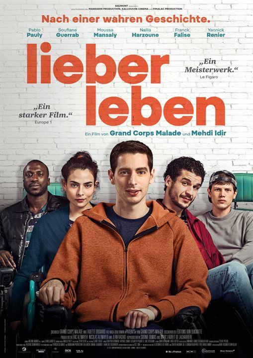 Lieber leben : Kinoposter