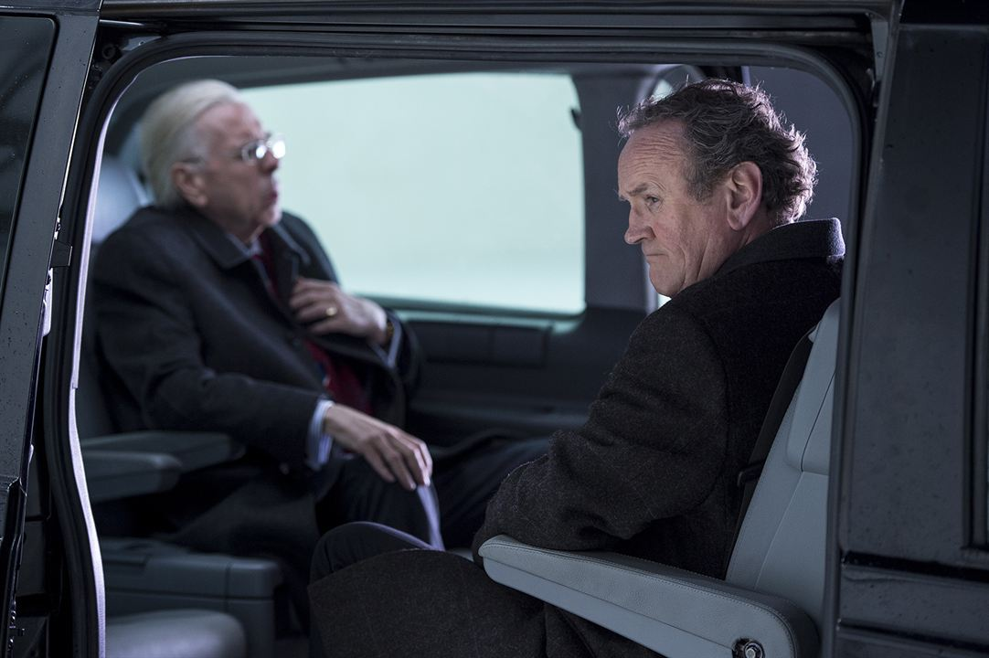The Journey : Bild Colm Meaney, Timothy Spall