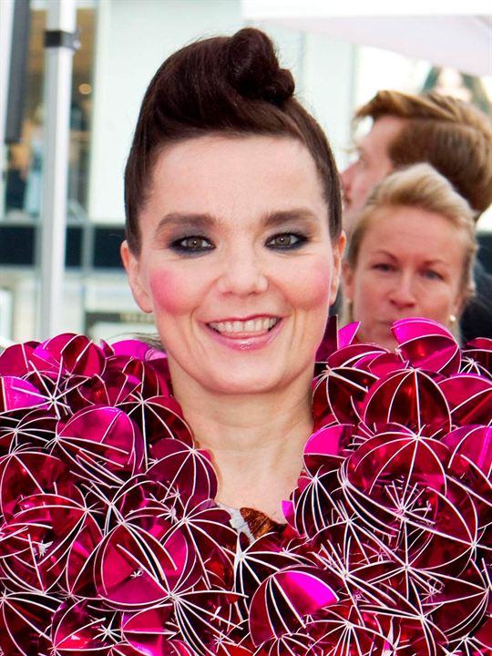Kinoposter Björk