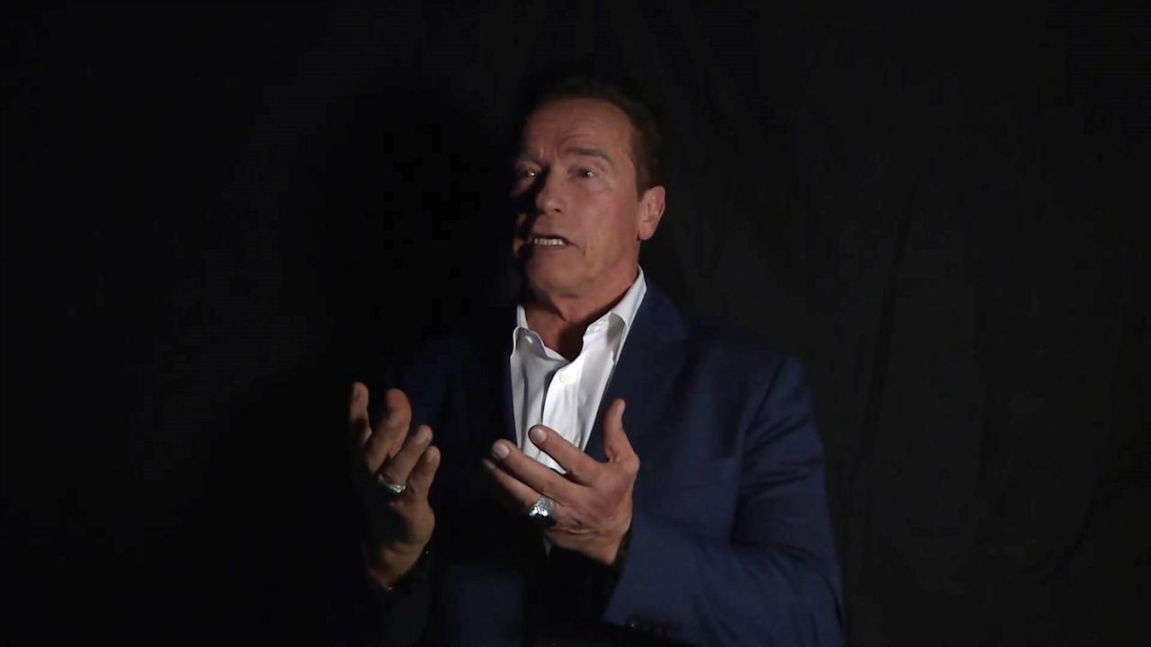 Generation Iron 2 : Bild Arnold Schwarzenegger