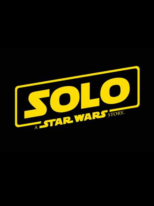 Solo: A Star Wars Story : Kinoposter