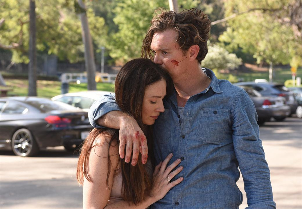 Bild Clayne Crawford, Lynn Collins
