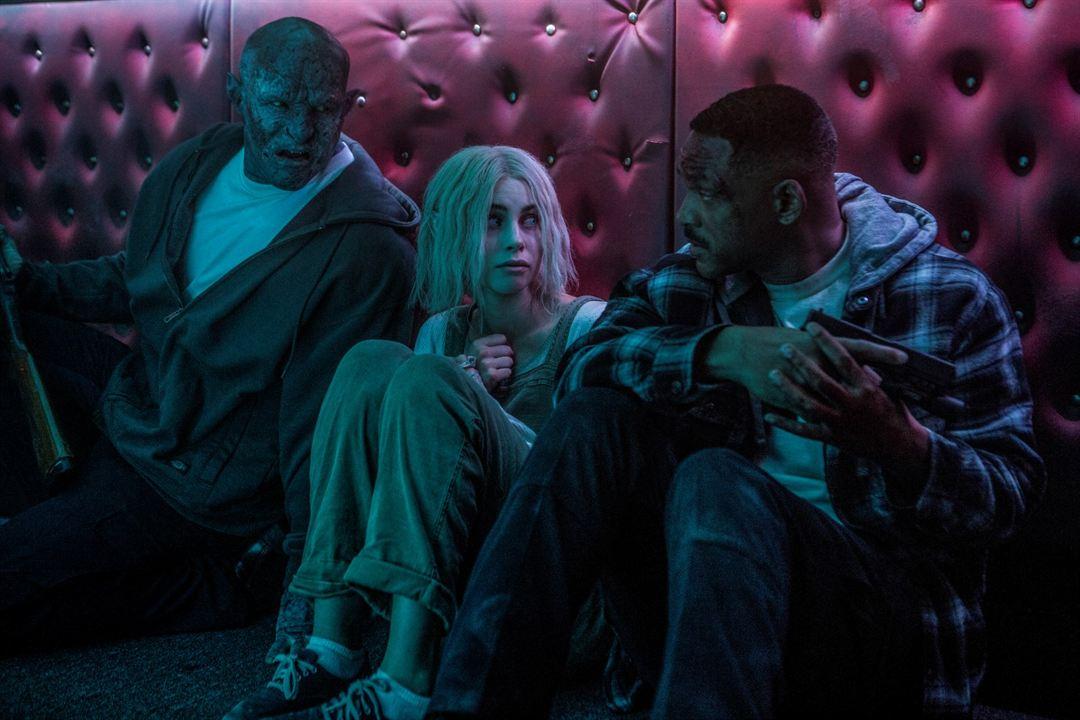 Bright : Bild Joel Edgerton, Lucy Fry, Will Smith