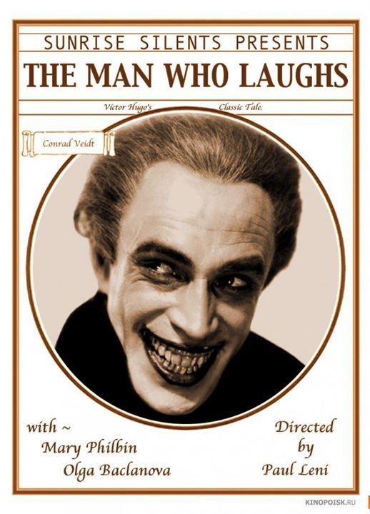 Der Mann, der lacht : Kinoposter