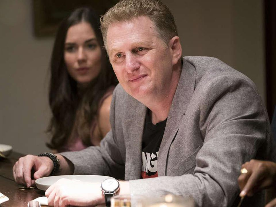 Bild Lyndon Smith, Michael Rapaport