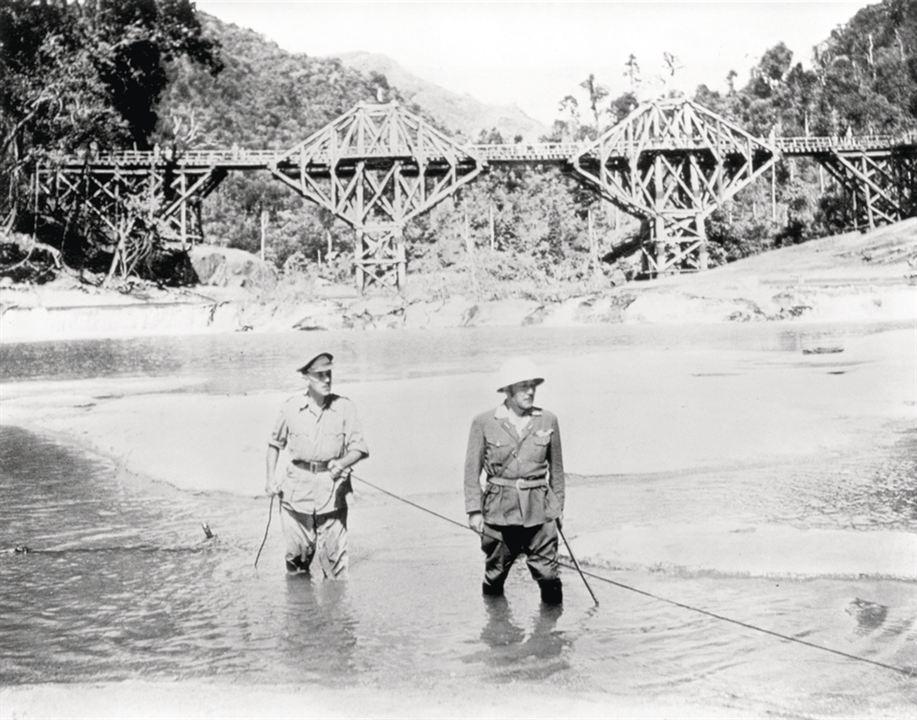 Die Brücke am Kwai : Bild