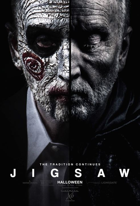 Saw 8: Jigsaw : Kinoposter