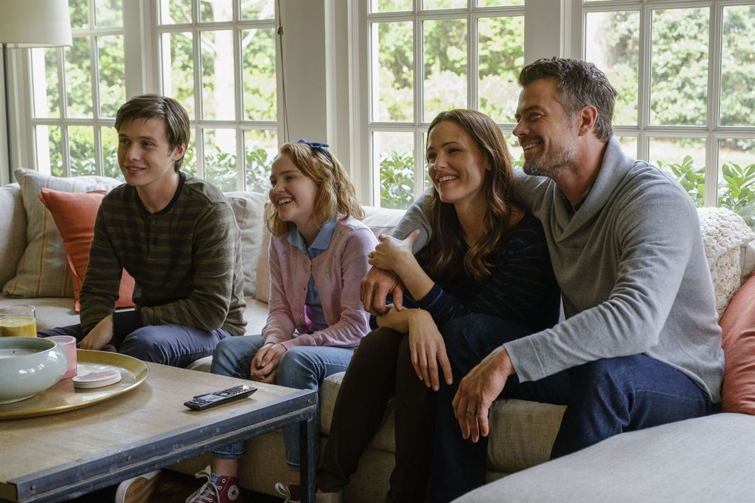 Love, Simon : Bild Jennifer Garner, Josh Duhamel, Nick Robinson, Talitha Bateman
