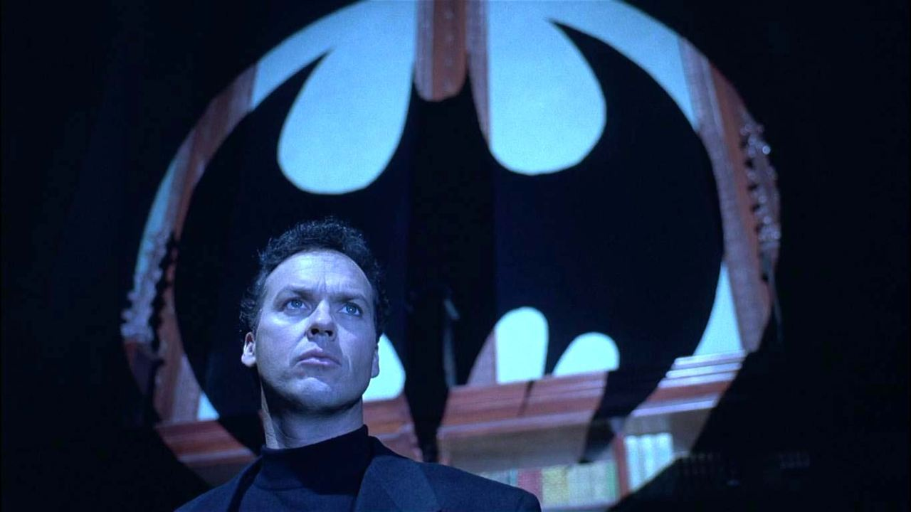 Batmans Rückkehr : Bild Michael Keaton