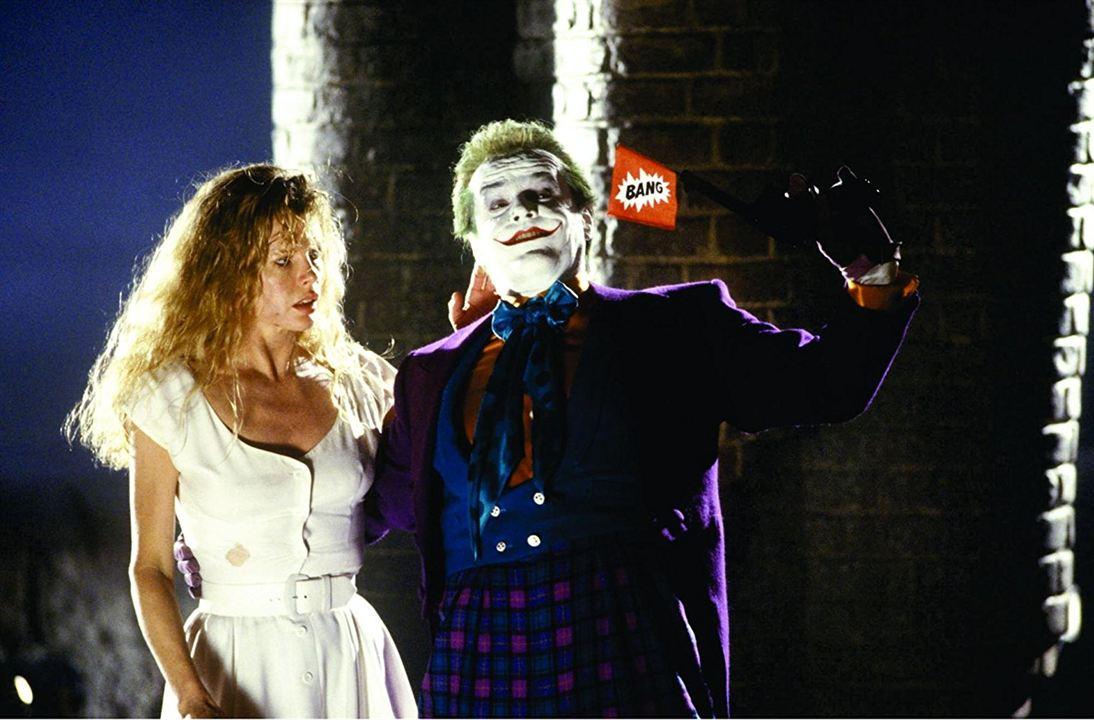 Batman : Bild Jack Nicholson, Kim Basinger