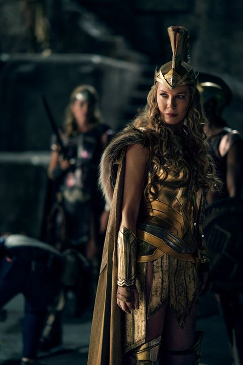 Justice League : Bild Connie Nielsen