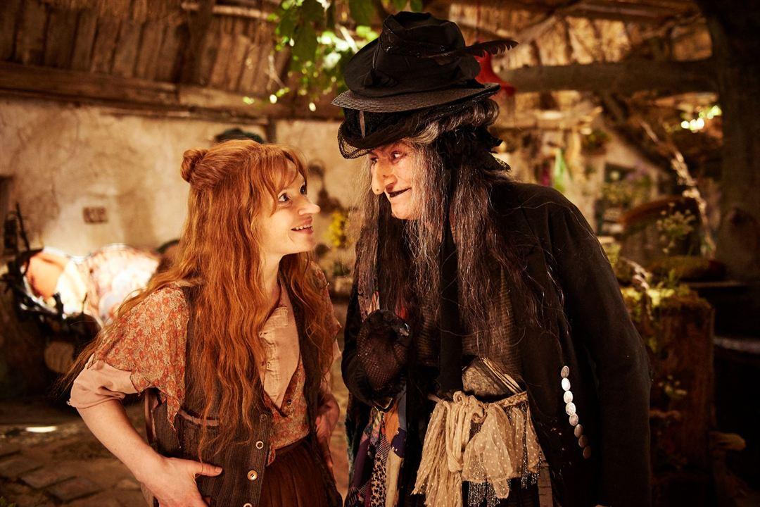 Die kleine Hexe : Bild Karoline Herfurth, Suzanne von Borsody