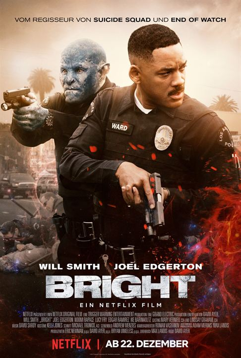 Bright : Kinoposter