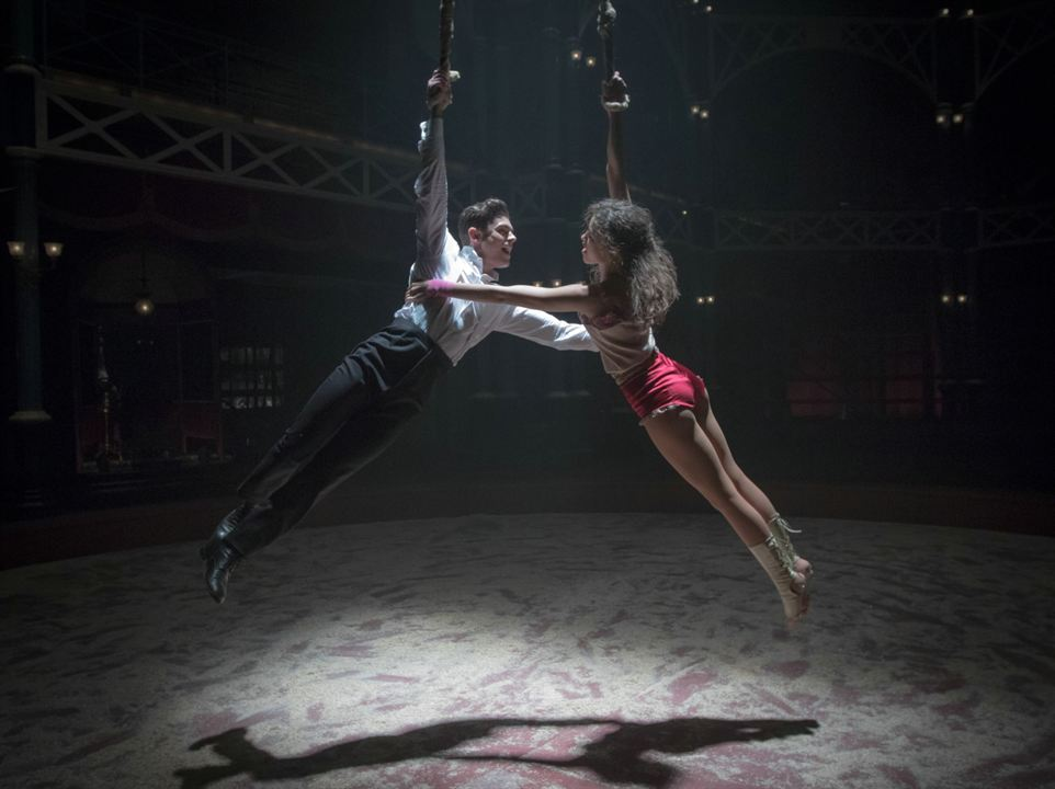 Greatest Showman : Bild Zac Efron, Zendaya