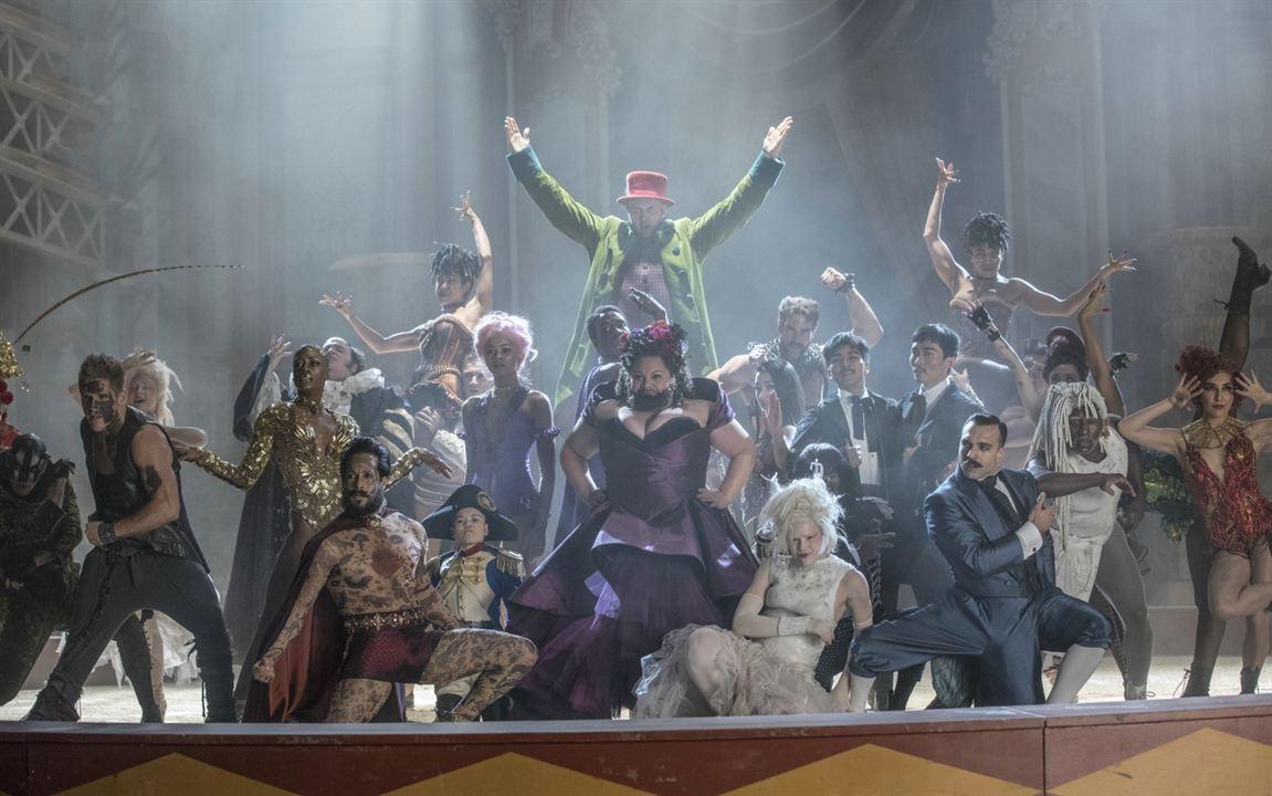 Greatest Showman : Bild Keala Settle, Zendaya