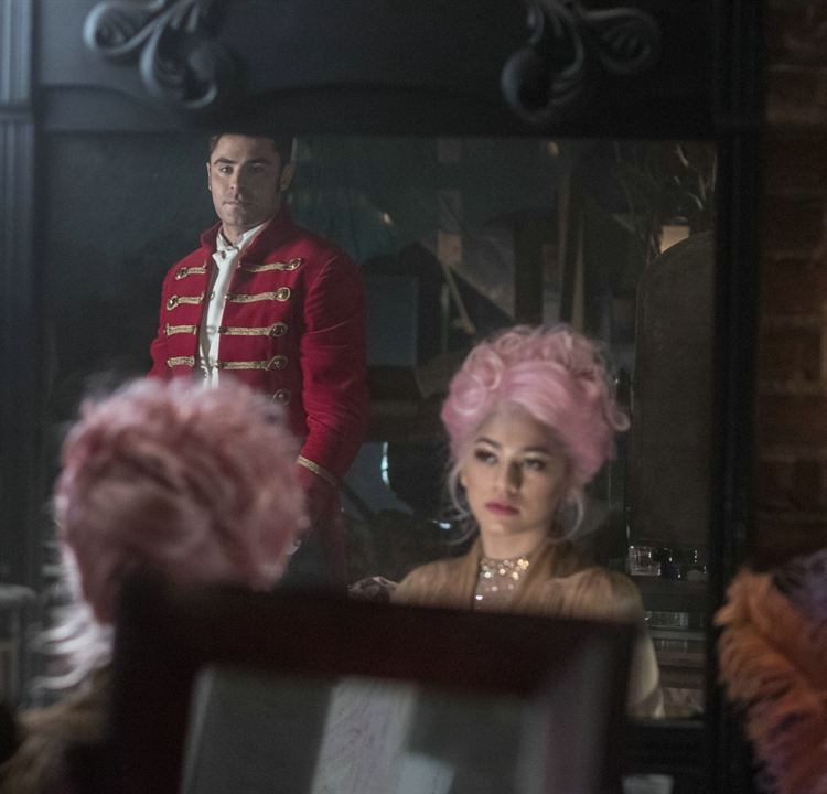 Greatest Showman : Bild Zac Efron, Zendaya