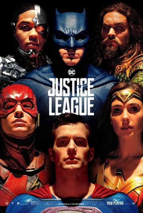 Justice League : Kinoposter