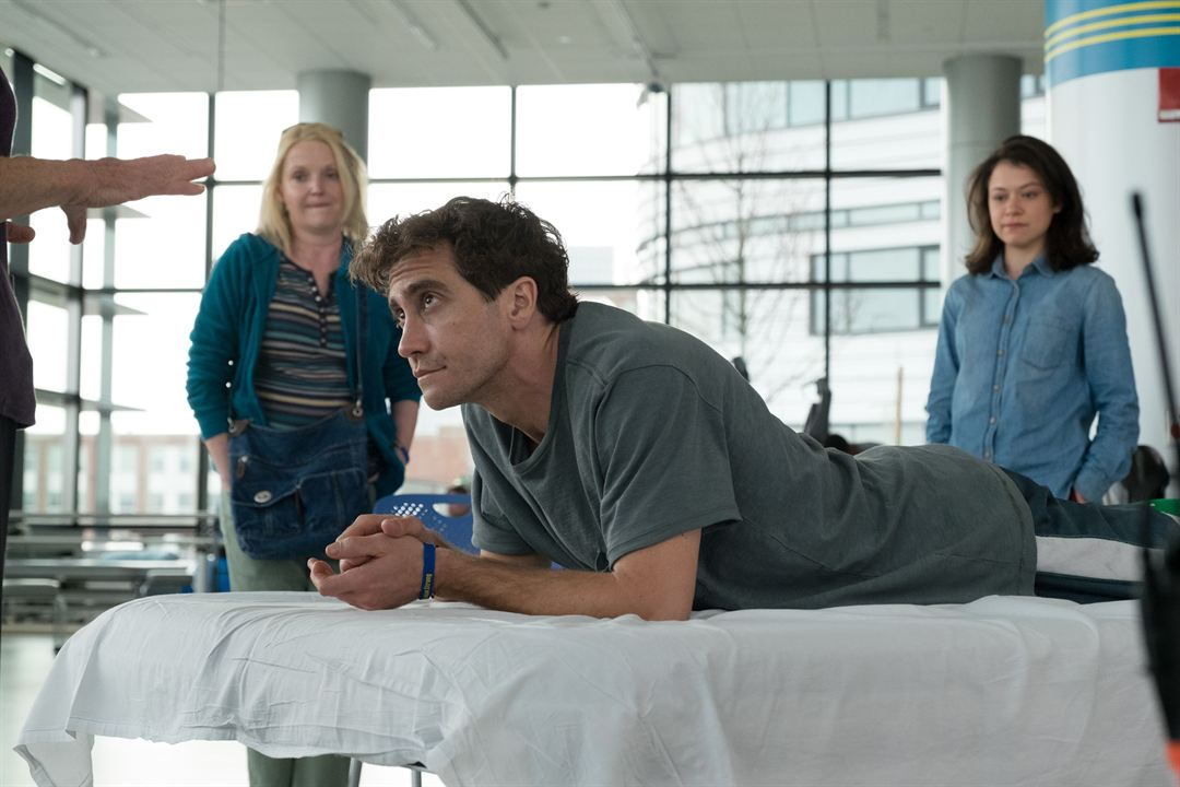 Stronger : Bild Jake Gyllenhaal, Miranda Richardson, Tatiana Maslany