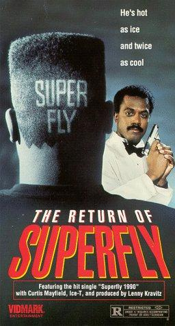 The Return Of Superfly : Kinoposter