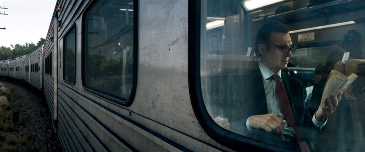 The Commuter : Bild Liam Neeson