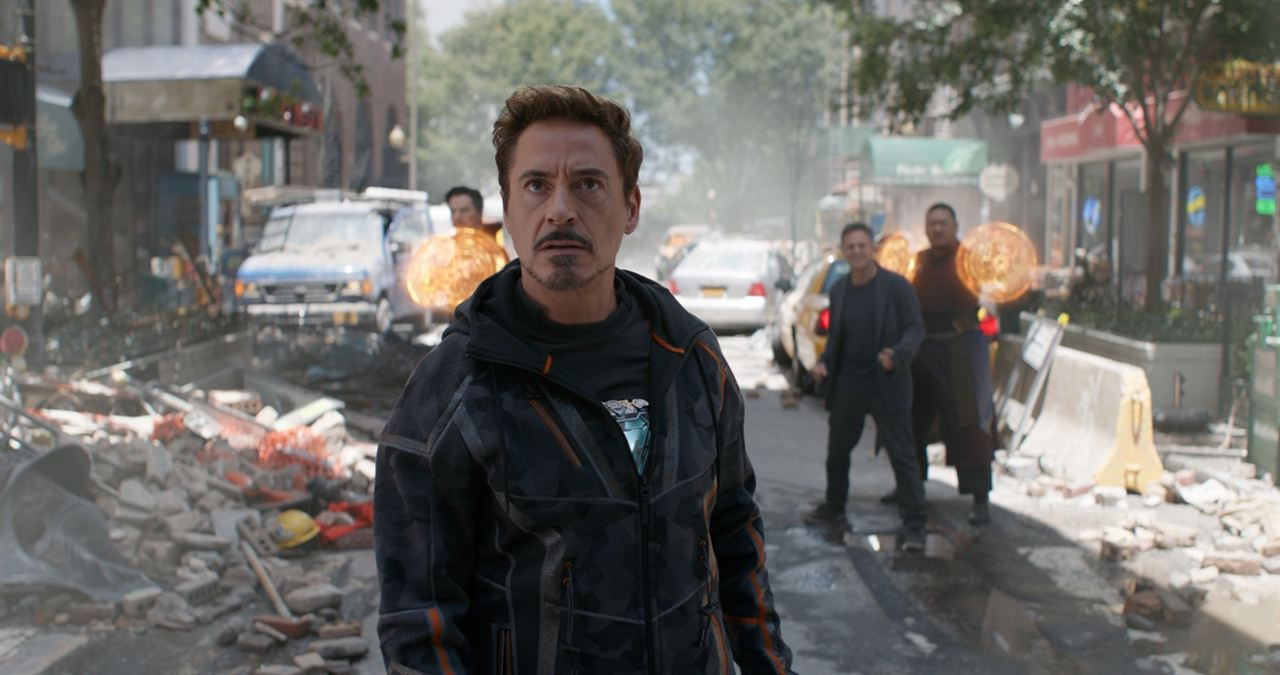 Avengers 3: Infinity War : Bild Robert Downey Jr.