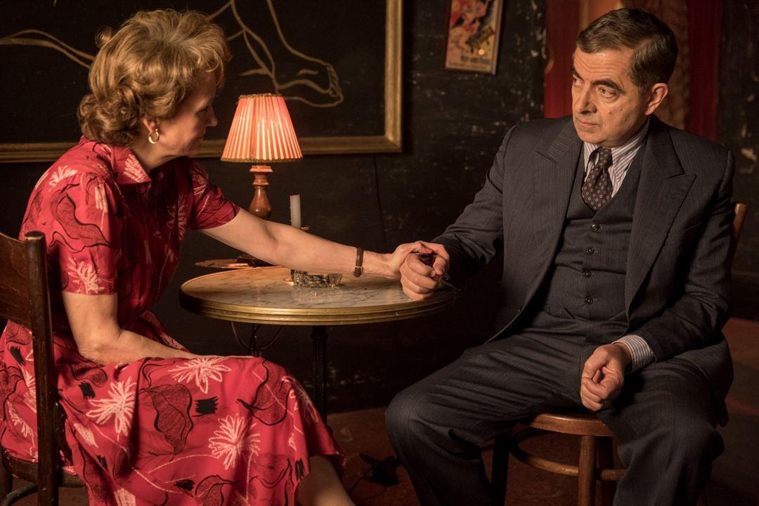Kommissar Maigret: Die Tänzerin und die Gräfin: Rowan Atkinson