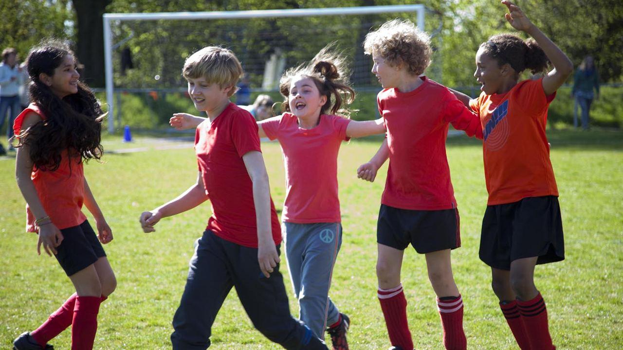 Mister Twister - Eine Klasse im Fußballfieber : Bild