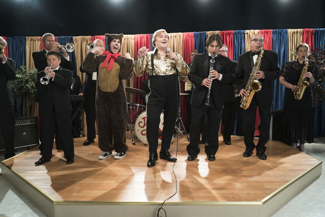 The Polka King : Bild Jack Black, Jason Schwartzman