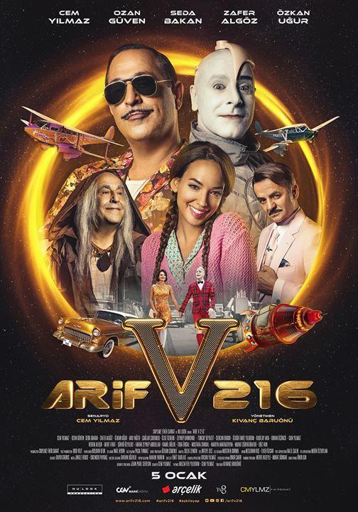 Arif v 216 : Kinoposter