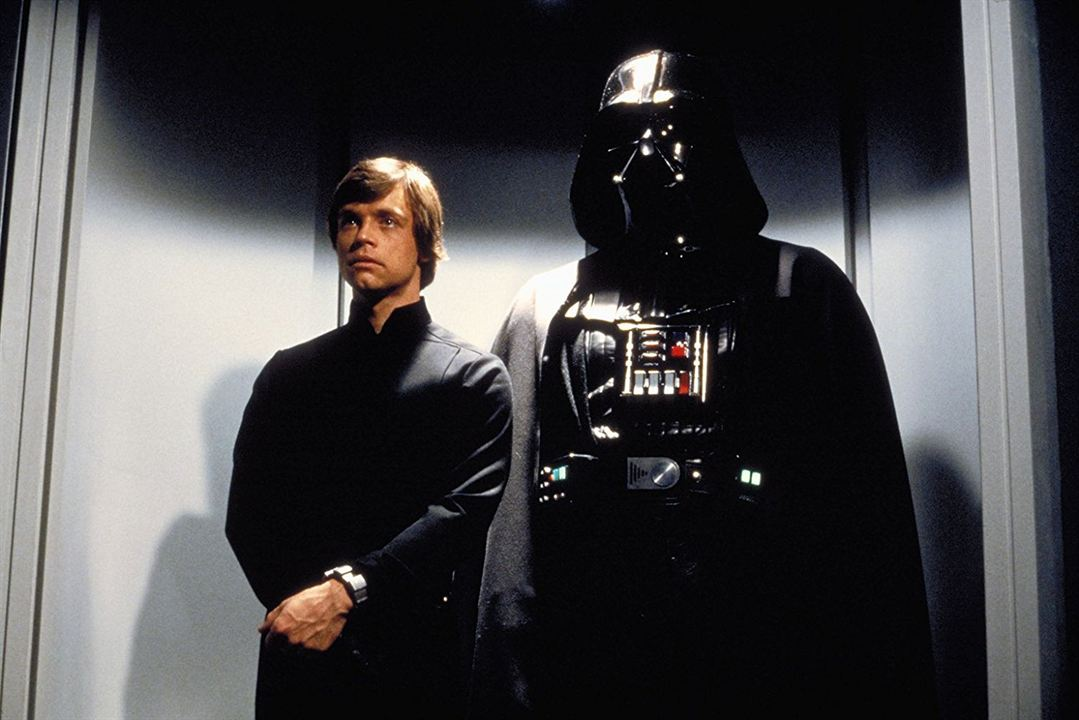 Star Wars: Episode VI - Die Rückkehr der Jedi-Ritter : Bild Mark Hamill
