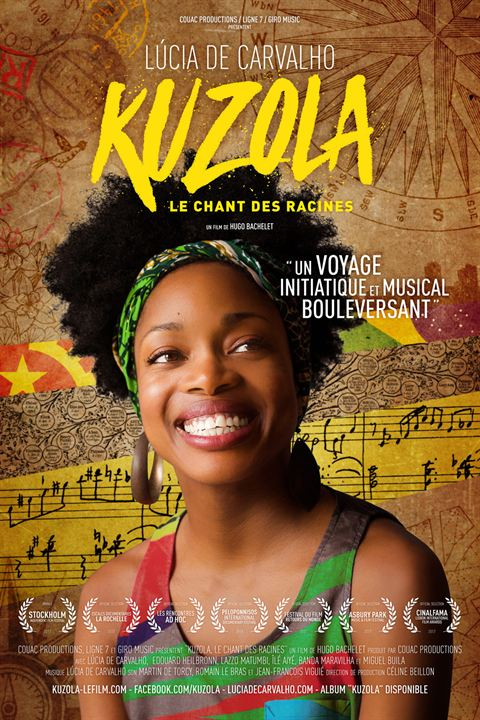 Kuzola, le chant des racines : Kinoposter