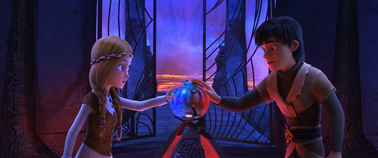 Die Schneekönigin Feuer Und Eis