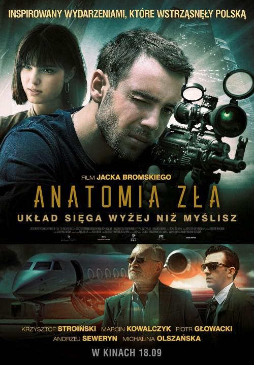 Poster zum Anatomie des Bösen - Bild 1 - FILMSTARTS.de