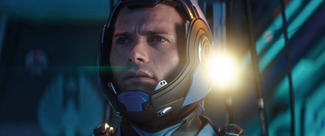 Pacific Rim 2: Uprising : Bild Scott Eastwood