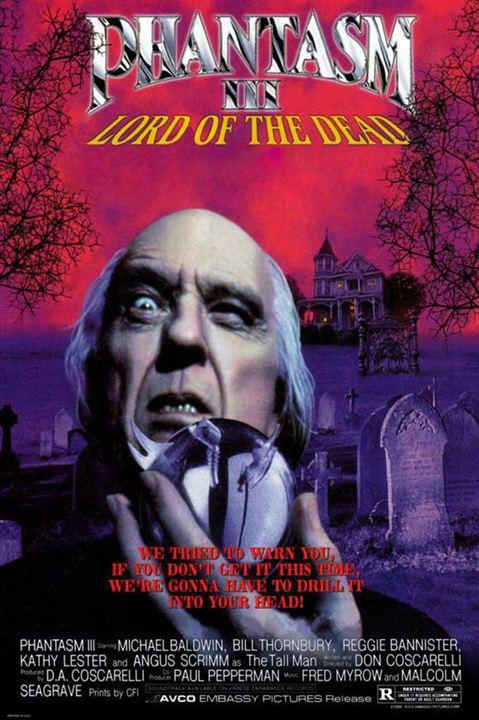 Das Böse III : Kinoposter